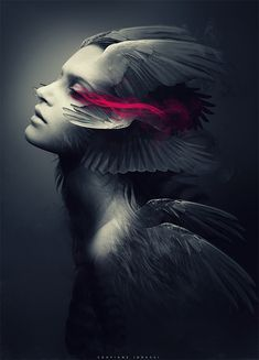 Digital art selected for the Daily Inspiration #1224