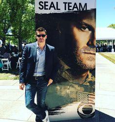 "6,880 Likes, 91 Comments - David Boreanaz (@dbdbo69) on Instagram: ""International screening @sealteamcbs @cbstv this Fall, WED 9pm. ST1 is back. #JasonHayes Tier 1"""