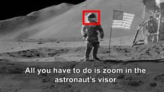 NASA Should've Looked Twice Before Posting These Images Of The Apollo Moon Missions… Unexplained Phenomena, Unexplained Mysteries, Ancient Mysteries, Ancient Artifacts, Aliens And Ufos, Ancient Aliens, Moon Landing Conspiracy, Apollo Moon Missions, Nasa Moon