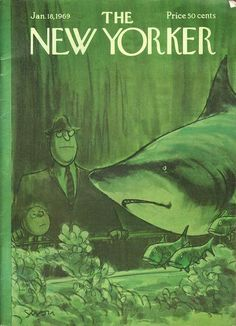 The New Yorker January 18 1969