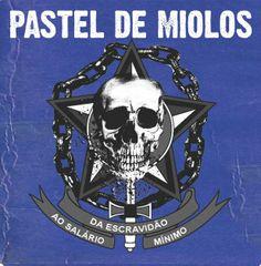 capa CD Pastel de Miolos