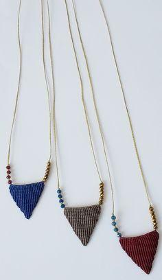 Hippie love - necklace