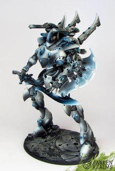 Eldar Wraith Knight