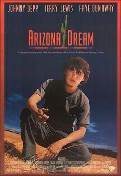 Arizona Dream Movie Poster (1994)