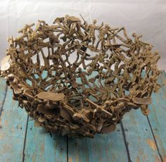MoiraCoons Shinies: DIY Plastic Figure Bowl Tutorial