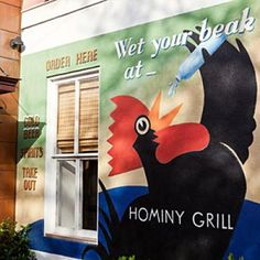 Hominy Grill Restaurant Charleston South Carolina