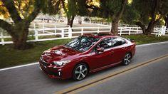 Subaru Impreza 2017: Мимолетный взгляд | Новости автомира на dealerON.ru