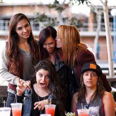 Bria, Chrissy, Steph, Madison, Arielle