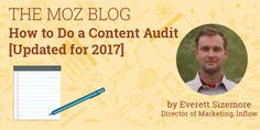 How to Do a Content Audit [Updated for 2017] https://t.co/sq6roboZvW By balibones https://t.co/Q8DetC8UAW #parenting