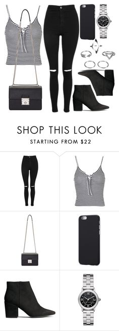 """""""Style #11221"""" by vany-alvarado ❤ liked on Polyvore featuring Topshop, Dolce&Gabbana, H&M and Marc Jacobs"""