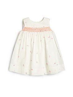 Bonpoint Infant's Smocked Dress