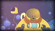 """""""Death in Space"""" is a darkly  funny collection of 2 second scenes depicting the many ways to meet an untimely death in outer space.   Animator: Thomas Lucas"""
