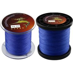 Titanline High Grade Fiber PE Briad Fishing Line 1300M Meters Blue 40LB 1Pcs 1000M And 300M * You can get additional details at the image link.