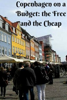 #Copenhagen on a Budget: the Free and the Cheap. #travel #budget #cheapfashion