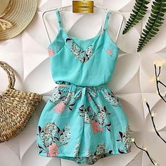 Summer Outfits, Girl Outfits, Cute Outfits, Fashion Outfits, Summer Dresses, Womens Fashion, Grad Dresses, Cute Baby Clothes, Outfit Of The Day