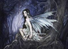 Fairy and Fantasy art by Janna Prosvirina - Healer
