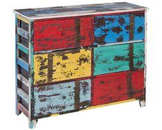 Mueble Vintage 6 cajones