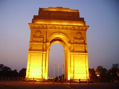 India- Delhi, has seen the rise and fall of many empires which have left behind a plethora of monuments that the grandeur and glory of bygone ages. The city traces its history to Mahabharata, the great epic tale of wars fought between estranged cousins, the Kauravas and the Pandavas for the city of Indraprastha.