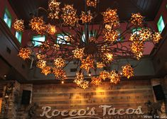 Roccos Tacos in For
