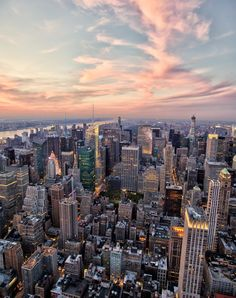 Midtown and lower Manhattan in New York City from high perspective ! New York New York Life, Nyc Life, City Aesthetic, Travel Aesthetic, Places To Travel, Places To Go, City Vibe, New York City Travel, Lower Manhattan