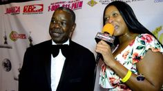 MR EPHRAIM MARTIN FOUNDER OF THE IRAWMA AWARDS TALKS WITH DJISRAEL ABOUT...