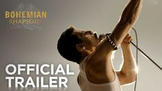 Bohemian Rhapsody - The Movie: Official Trailer - YouTube