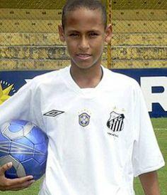 Young Neymar Jr. (Brazil)