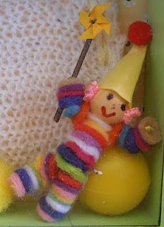 How to Make a Miniature Clown