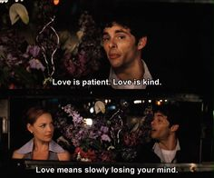 Ha ha! 27 Dresses (2008) - Quotes #27dresses #27dressesquotes