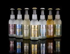 Fever Tree mixers sold in 7 of the worlds top ten restaurants and now available behind a Blue Frog Bar.
