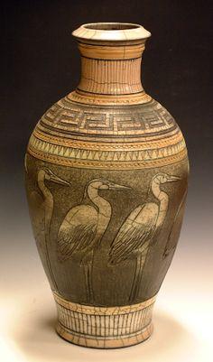 Hemingway Ceramics | Item | Heron Vessel