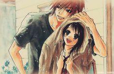 dengeki daisy kurosaki and teru kiss - Google Search