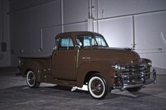 1951 Chevrolet 3100 Pick Up Truck
