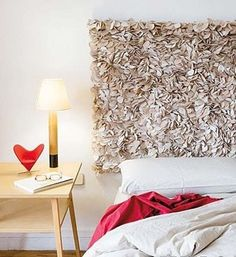 22 Creative Bed Headboard Ideas to Design Unique and Modern Bedroom Decor