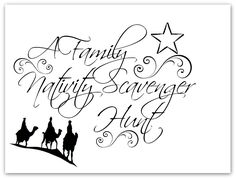 Travel with Mary, Joseph and baby Jesus as they journey to