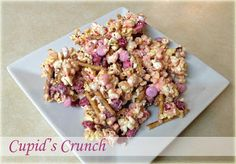 Valentine's Day Treats: Cupid's Crunch Recipe | Mommy's Fabulous FindsMommy's Fabulous Finds
