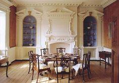 American Georgian interior | Gunston Hall...