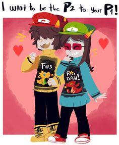 Mituna & Latula:) They are so cute!!!