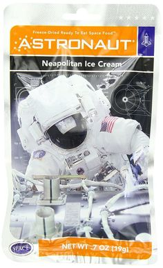 American Outdoor Products Astronaut Neapolitan Ice Cream, .7 oz.,  (Pack of 12) * Startling review available here  : Camping equipment