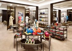 Burberry opens store in Osaka, Japan - Retail Focus - Retail Interior Design and Visual Merchandising