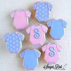 Image result for baby onesie iced cookie