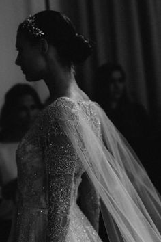 NY Bridal Week Fall 2015 / Wedding Style Inspiration / LANE. See collection reviews on The LANE http://thelane.com/the-guide/fashion/bridal/monique-lhuillier-bridal-fall-2015
