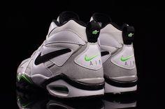 NIKE AIR DIAMOND FURY '96 (WHITE/VOLTAGE GREEN) - Sneaker Freaker