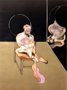 Francis Bacon - He was not violent he just painted what he saw...