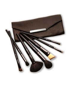 7 Piece Professional Select Cosmetic Face Eye Brushes