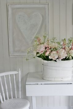 #shabby little #white corner