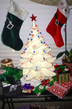 Christmas in an RV! Check out hartranchresort.com for the latest in RV camping fun!