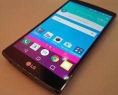 Sửa điện thoại LG G, G2, G3, G4 uy tín tại Hà Nội