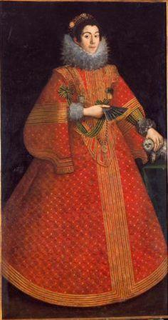 Portrait of a Lady by Unknown Artist, 1620 - 1640