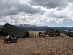 Leadville Colorado. Stumbled upon this spot above Leadville.  Beautiful.